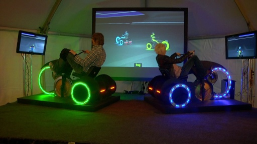 Light Trikes at South by SouthWest