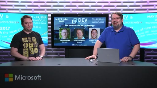 DEVintersection Countdown Show on Azure Instrumentation with Paul Yuknewicz