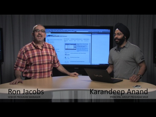 AppFabric.tv - Announcing the Windows Azure AppFabric June CTP