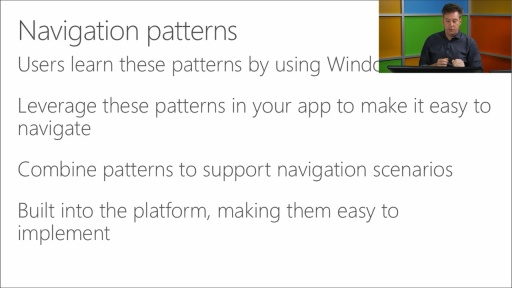 Windows 8.1 UX Design: (04) Navigation