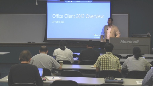Office Client 2013 Overview