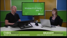 Windows 8 UX Design: (08) Tiles and Notifications