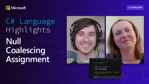 C# Language Highlights: Null Coalescing Assignment