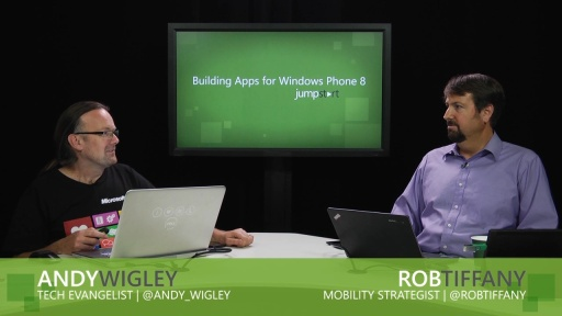 Building Apps for Windows Phone 8 Jump Start: (07) Tiles and Lock Screen Notifications
