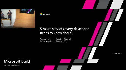5 Azure services every developers needs to know about