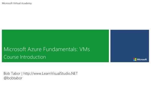 1. Microsoft Azure Fundamentals: Virtual Machines - Course Introduction [Vietnamese Subtitles]