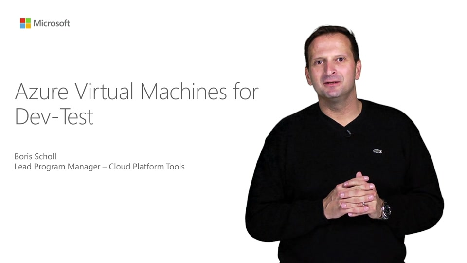 Visual Studio Virtual Machines on Azure for MSDN Subscribers