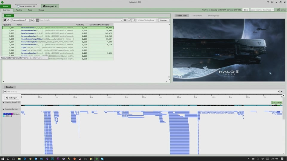 Debugging and performance optimization for DirectX 12 games with PIX on  Windows