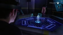 Halo 5: Guardians & Warzone experience with HoloLens