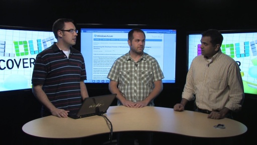 Episode 84 - Windows Azure Storage Updates and a Preview of the Client Storage Library vNext