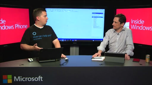 IWP75: Tim Heuer on Windows Runtime XAML