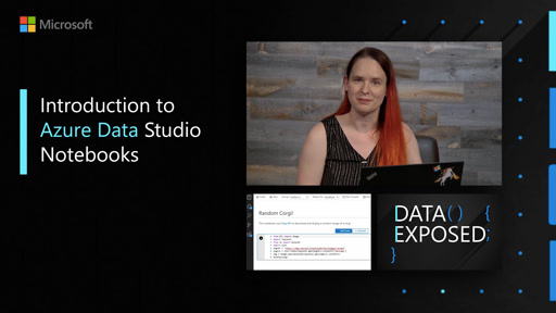 Introduction to Azure Data Studio Notebooks
