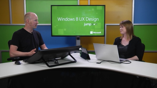 Windows 8 UX Design: (13) The Windows Store