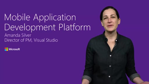 Microsoft's Mobile Application Development Platform