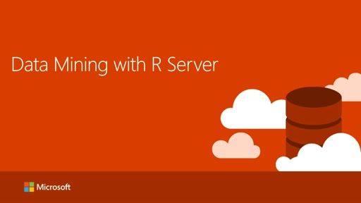 Data Mining with Microsoft R Server - Webinar