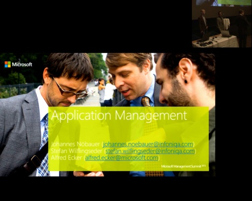 katapult 08 - MMS 2013 Redelivery Wien - Application Management