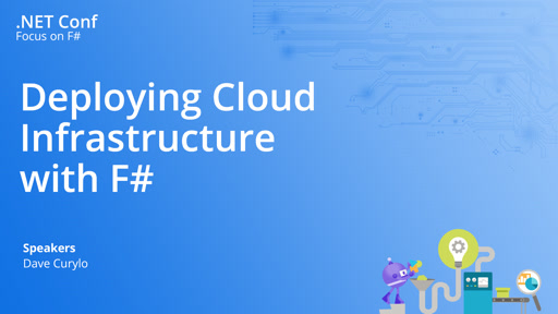Deploying Cloud Infrastructure with F#