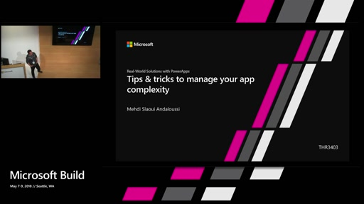 Real-World Solutions with PowerApps: Tips & tricks to manage your app complexity