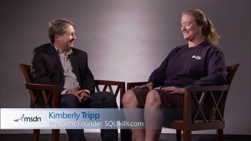 Bytes by MSDN: Kimberly Tripp and Tim Huckaby discuss SQL Server and SQL Azure