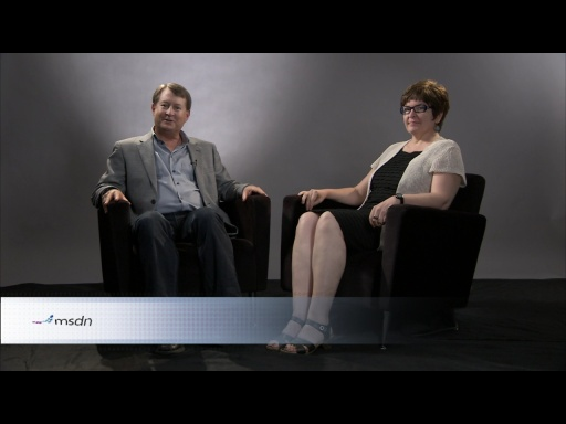 Bytes by MSDN: Mary Jo Foley and Tim Huckaby discuss Windows 8