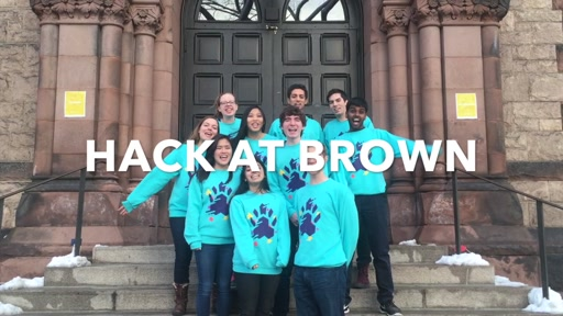 Hackathon Projects from Brown University Recap