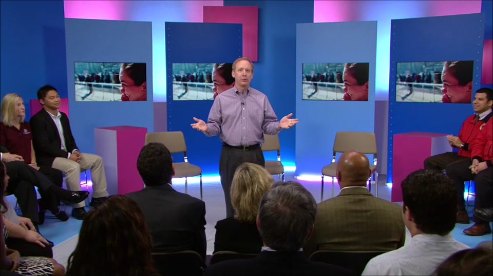 Steve Ballmer and Brad Smith: Microsoft YouthSpark Launch - Sept. 20, 2012