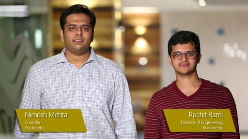 Startup Stories : Meet Rockmetric