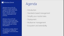 What's New in Windows Server 2012 R2: (05) Server Management and Automation