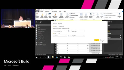 End to end business intelligence with Microsoft Power BI
