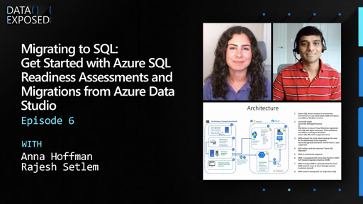 Migrating to SQL: Get Started with Azure SQL Readiness Assessments and Migrations from Azure Data Studio (Ep. 6)