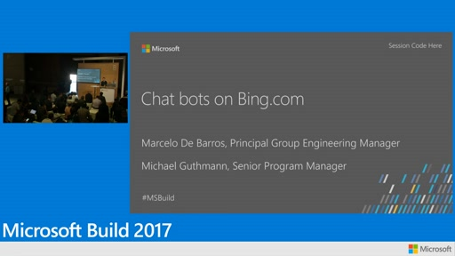 Chat bots on Bing.com