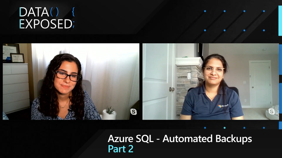 Azure SQL – Automated Backups (Part 2)
