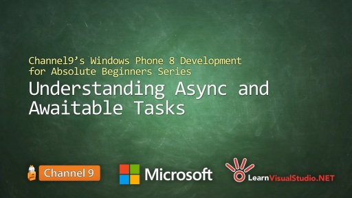 Part 28: Understanding Async and Awaitable Tasks