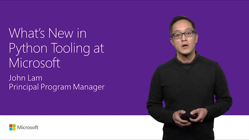 What's new in Python tooling at Microsoft