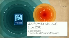 GeoFlow for Excel 2013 - a new way of exploring geospatial data and sharing insights