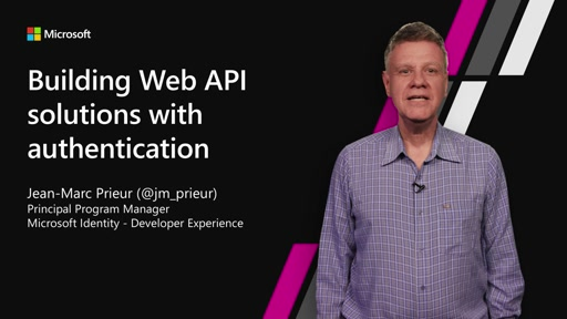 Building Web API Solutions with Authentication