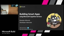 Building smart apps with Visual Studio, Xamarin, and Cognitive Services