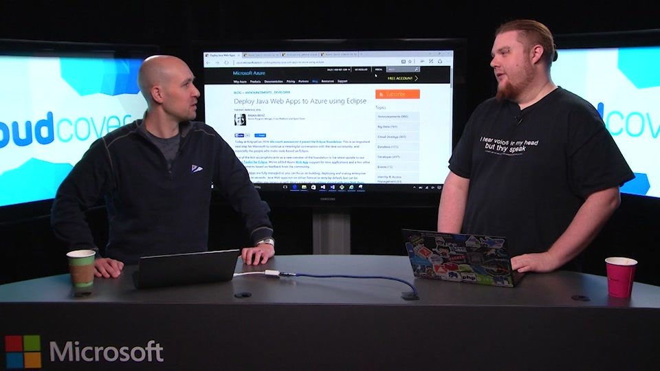 Episode 201: Azure App Service Local Cache with Cory Fowler