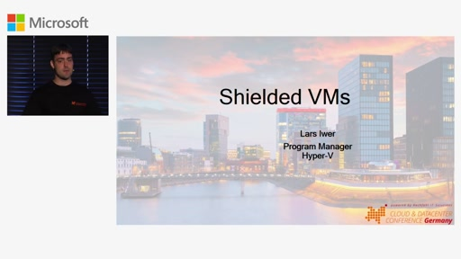 Shielded VMs