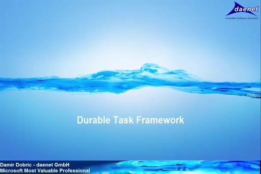 Durable Task Framework