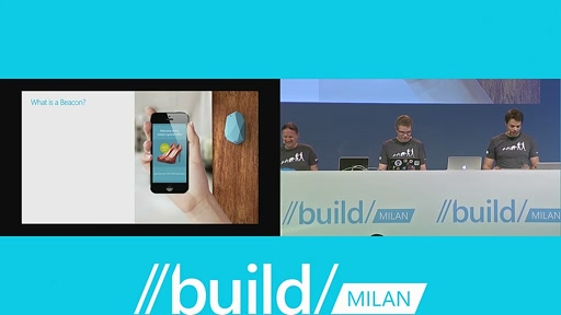 Build Tour Milan - Lightning Talks