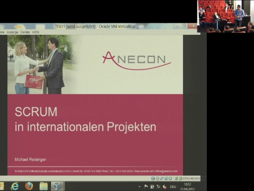 Managing Agile - Keep control! - SCRUM in internationalen Projekten