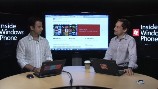 Inside Windows Phone #39 | What's new on the Windows Phone Developer Center