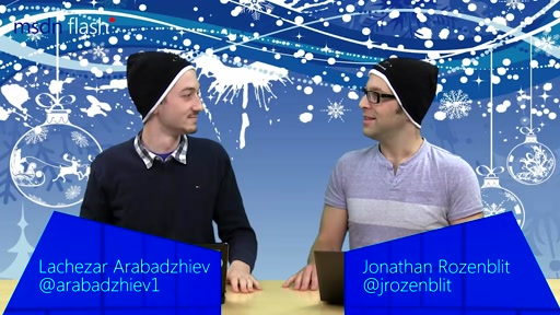 MSDN Flash December 2015 - MVP Tech Talk, OSS, Breakpoint, and Canadian Developer Connection