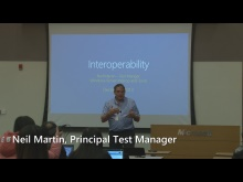 Keynote:  Interoperability