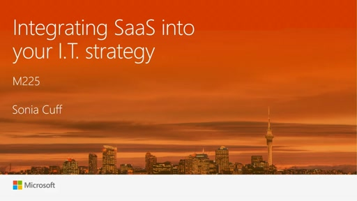 Integrating SaaS into your I.T. Strategy