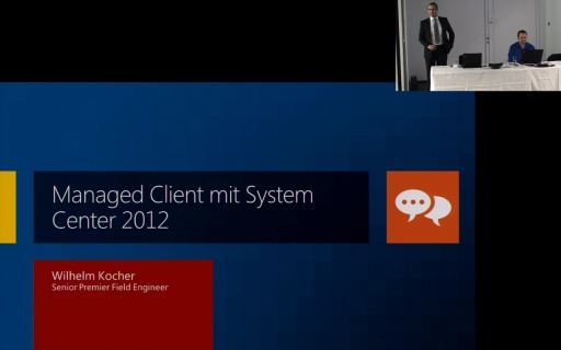 Katapult.05 - Managed Client mit System Center 2012