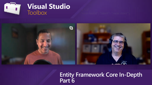 Entity Framework Core In-Depth Part 6