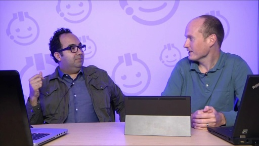 TWC9: Five Years! TFS & VS Git, VS2012.2, Blend news, Hyper-V for Dev's and more