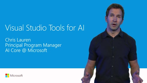 Visual Studio Tools for AI